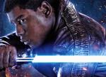 Star Wars: Das Erwachen der Macht Werbeplakat mit John Beyoga