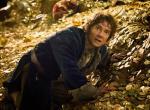 Der Hobbit; Smaugs Einöde, Bibo auf dem Goldhaufen