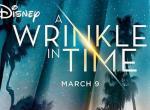 Schriftzug vom Poster zum Disneyfilm A Wrinkle in Time