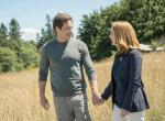 "David Duchovny und Gillian Anderson in Akte X ""Babylon"""