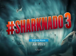 Sharknado 3 Logo