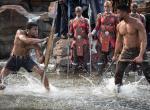 T'Challa kämpft gegen Killmonger