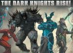 Dark Nights: Metal evil Batman