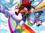 Deadpool 2 nimmt die Spoiler-Politik von Avengers: Infinity War auf die Schippe