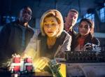 Doctor Who: Bradley Walsh und Tosin Cole verabschieden sich von der Tardis