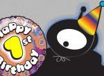 Robots & Dragons: Happy 1st Birthday!