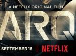 Kritik zum Sci-Fi-Thriller ARQ: Überfall in der Dauerschleife