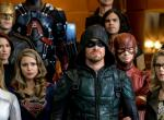 Über 90 neue Fotos aus dem Crossover von Arrow, The Flash, Supergirl & Legends online