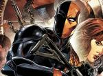 Deathstroke Rebirth Cover