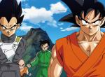 Dragonball Z: Resurrection 'F Son Goku und Vegeta