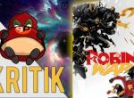 Geekplauze: Video-Kritik zum Comic Robin War 2