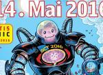 Nicht vergessen: Am 14. Mai ist wieder Gratis-Comic-Tag