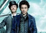 Sherlock Homes: Spiel im Schatten Poster