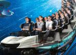 Die weltweit erste Star-Trek-Achterbahn im Movie Park Germany