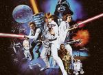 Foto von Mark Hamill am Set von Star Wars VII