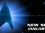 Ankündigungslogo: Neue Star-Trek-Serie 2017
