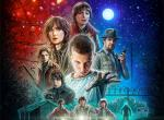 Stranger Things Poster Staffel 1