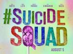 Suicide Squad Schriftzug