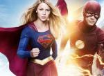 Supergirl: Postermotiv zum Crossover mit The Flash