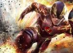 The Flash/Supergirl-Crossover: gemeinsames Setfoto der beiden Helden
