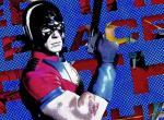 Peacemaker: Setfotos von James Gunn zeigen John Cena im Peacemaker-Kostüm