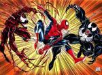 Carnage vs. Spider-Man vs. Venom