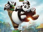 Kung Fu Panda 3 Filmposter