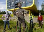 We are Groot: Fotoshooting zu Guardians of the Galaxy vom Farbkörper Team