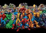 Marvel Helden