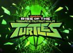 Rise of the Teenage Mutant Ninja Turtles Logo