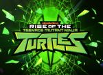 Rise of the Teenage Mutant Ninja Turtles Logo