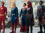 Crisis on Infinite Earths: Neue Bilder aus dem Crossover von Arrow, The Flash, Supergirl & Co