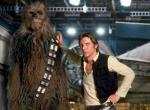 Chewbacca und Han Solo