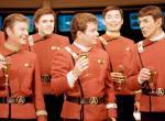 Star Trek VI - Das unentdeckte Land : Die Crew auf der Brücke