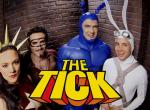 The Tick Serie 2001 Cast