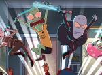 Solar Opposites: Hulu bestellt 4. Staffel der Animationsserie