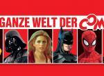 Panini: Elf Gratis-Comics zum Verlagsjubiläum